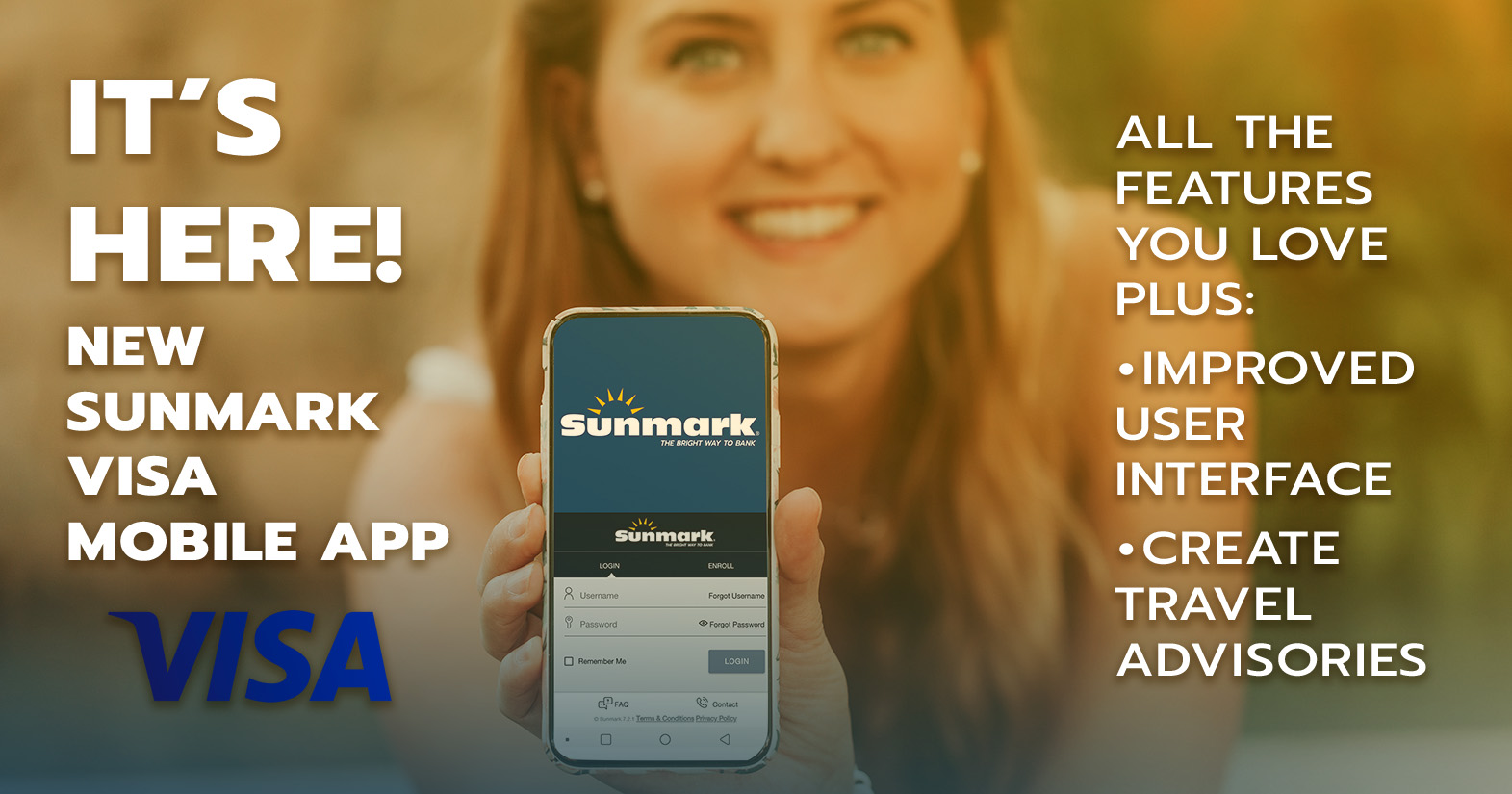 The Bright Way To Bank :: Sunmark Federal Credit Union - New